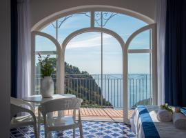 Palazzo San Giovanni Amalfi Coast, budget hotel in Scala