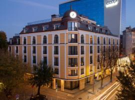 Hotel COOP, Sofia, хотел близо до Централна автогара - София, София
