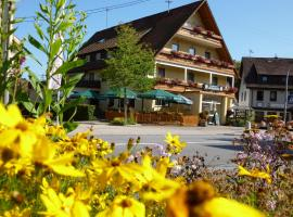 Hotel-Restaurant Gasthof zum Schützen, hotel in Baiersbronn