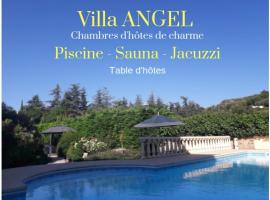 Villa Angel - SPA, hotel in Caunes-Minervois