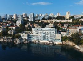 Hotel Jadran, hotel in Rijeka