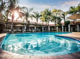 Avani Gaborone Resort & Casino, отель в городе Габороне