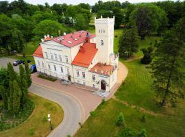 Hotel Wieniawa – hotel w pobliżu miejsca Port rybacki we Władysławowie w mieście Rekowo