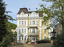Hotel Livia, отель в Карловых Варах