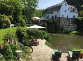 Castle Mill Bed and Breakfast, hotel near Denbies Wine Estate, Dorking