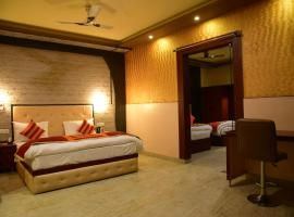 The Park Presidency Hotel, hotel in Bareilly