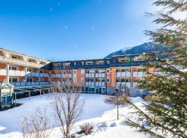 Aktiv & Wellnesshotel Zentral, hotel a Prato allo Stelvio