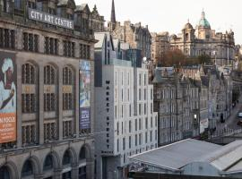 Market Street hotel, hotel cerca de The Scotch Whisky Experience, Edimburgo