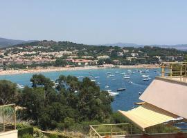 Precioso apartamento en S'Agaró con fantásticas vistas al mar, apartment in Sant Feliu de Guíxols