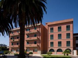 Hotel Villa Delle Rose, hotell i Oristano