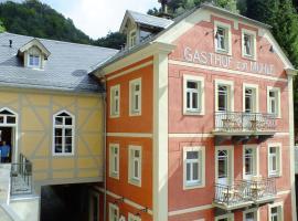 Hotel Zur Mühle Boutique & Spa, Hotel in der Nähe von: Toskana Therme Bad Schandau, Bad Schandau