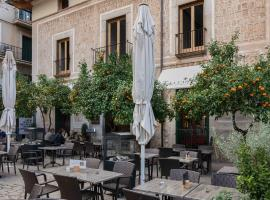 Soller Plaza, pet-friendly hotel in Sóller