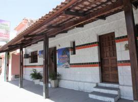 Pousada Belo Mar, budget hotel in Maceió