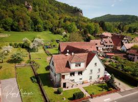 Chambre d'Hotes Petit Arnsbourg, B&B in Obersteinbach