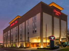 Hampton Inn Metairie, hotel near Louis Armstrong New Orleans International Airport - MSY, Metairie