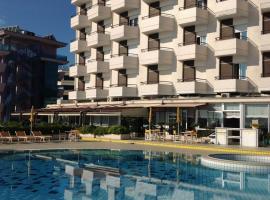Hotel David, hôtel à Cesenatico