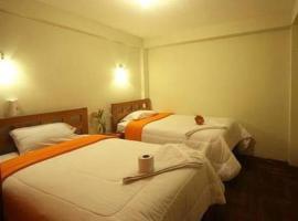 Casa 7 Cusco, hotel near Pukapukara, Cusco