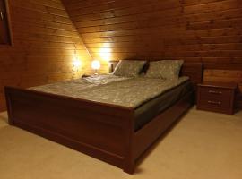 Całoroczny góralski dom w Parku Krajobrazowym – hotel w pobliżu miejsca Wyciąg narciarski Malinka w Brennie