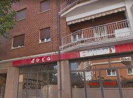 Casa Nicolás, hotel in Ávila