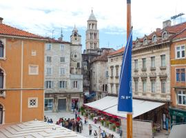 Luxury Rooms Lucija and Luka, homestay in Split