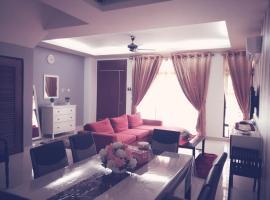 Aryan Homestay, hotel di Pasir Gudang