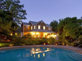 Sunflower Hill Inn, vacation rental in Moab