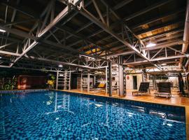Rick Resort Teluk Intan, hotel di Teluk Intan