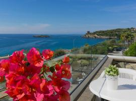 Hotel Calanca, pet-friendly hotel in Marina di Camerota