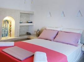 Flora Apartments | Jasmine, hotel in Drios