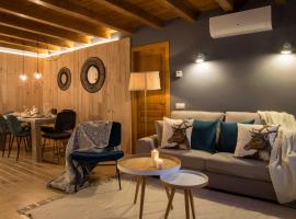 Apartamento Premium 46 1E, hotel in Esterri d'Àneu