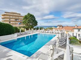 Résidence Vacances Bleues Le Grand Large, hôtel à Biarritz