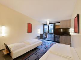 """Hotel Wiehberg, viešbutis Hanoveryje, netoliese – """"Tui"""" arena"""