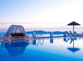 Santorini Princess Spa Hotel, хотел в Имеровигли