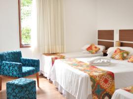 Hotel Vitoria Marchi, hotel perto de Teleférico, Serra Negra