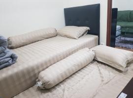 KVA Syariah 2BR 1209, accessible hotel in Bekasi