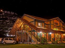 Pousada Monte Azul, homestay in Mucugê