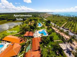 Fiore Resort, accessible hotel in Paripueira