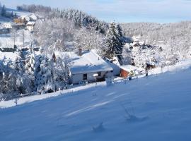 Erzgebirgshütte, Hotel in Pobershau