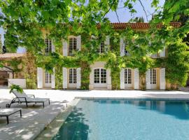 Bastide Gueissard, hotel in Saint-Cyr-sur-Mer