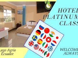 Hotel Platinum Class, hotel in Nueva Loja