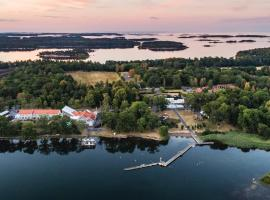 Gränsö Slott Hotel & Spa, hotell i Västervik