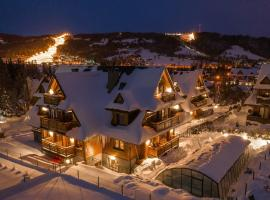 Apartamenty Sun & Snow Resorts Lipki Park – hotel w Zakopanem