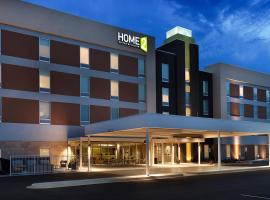 Home2 Suites by Hilton Greenville Airport, hotel near Greenville-Spartanburg International Airport - GSP, Greenville