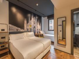Hotel Roxy, hotel u blizini znamenitosti 'Robna kuća Excelsior' u Milanu