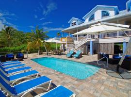 Sir Turtle Beach Villas - BLUE SIDE, hotel in Head of Bay