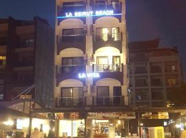 LA BEIRUT BEACH HOTEL, отель в Мармарисе