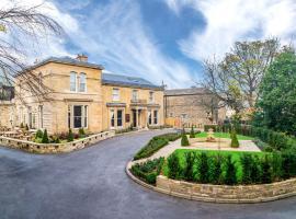 Manor House Lindley, hotel in Huddersfield
