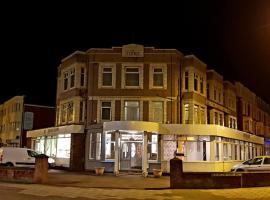 Hotel Avano - Pleasure Beach, hotel in Blackpool