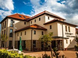 Ezüsthid Hotel, hotel in Veszprém