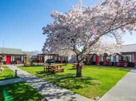 Christchurch Park Motel, motel in Christchurch